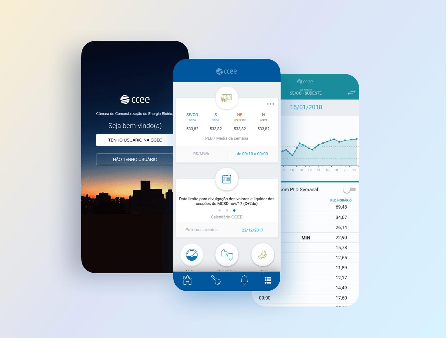 Energy / Mobile app 1