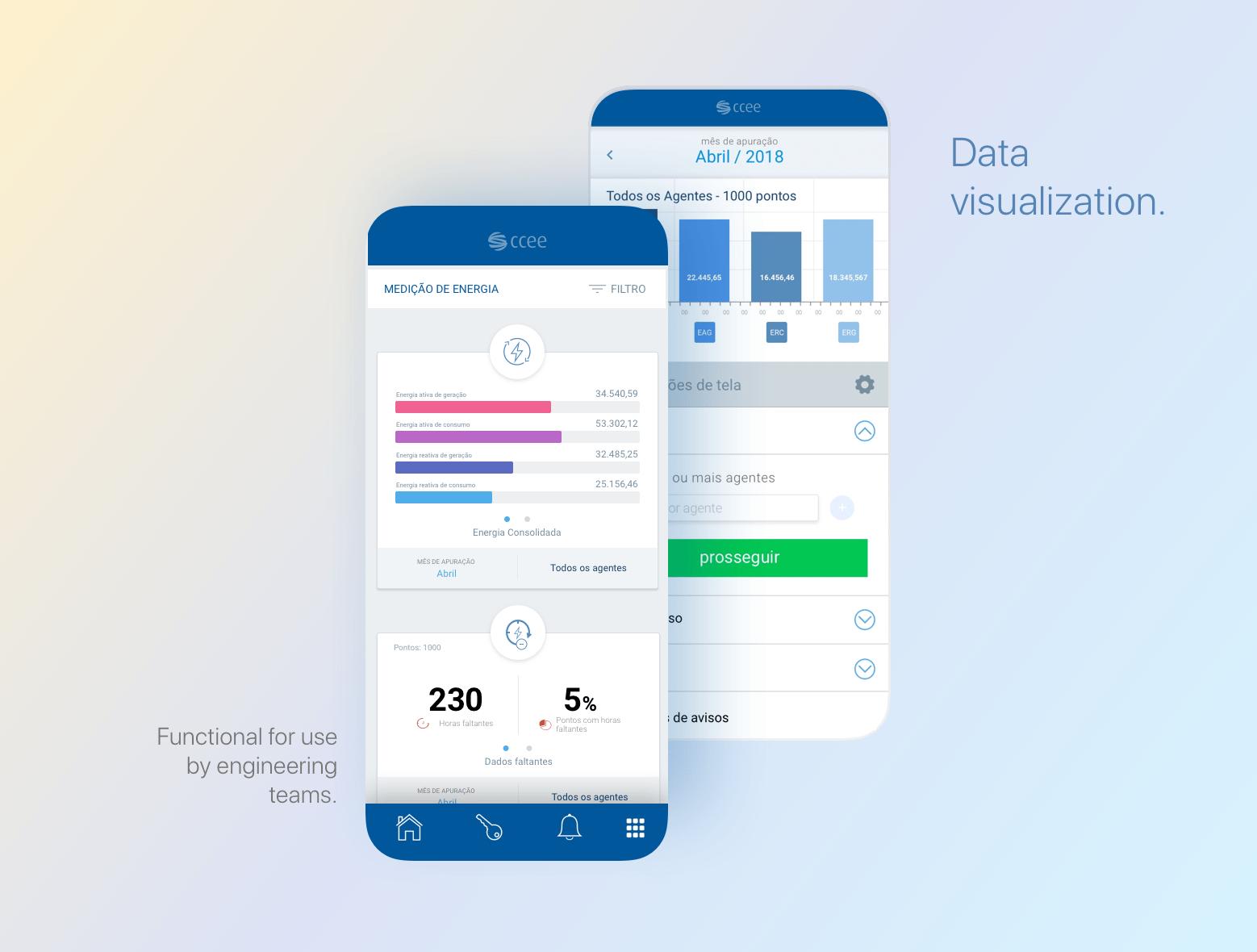 Energy / Mobile app 3